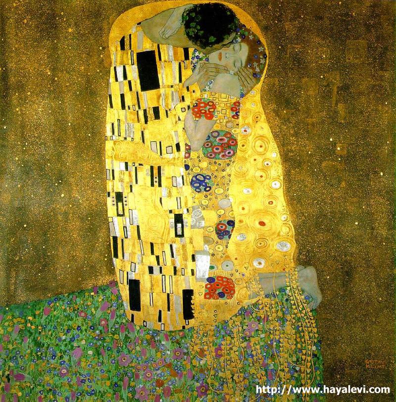 El Beso - Gustav Klimt 1907-1908