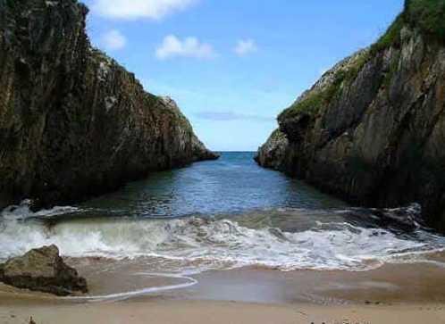 Quiero ver, aunque sea invierno, todas las playas